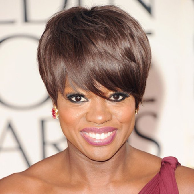 Happy 52nd birthday to Tony-winner, Emmy-winner and Oscar-winner Viola Davis!