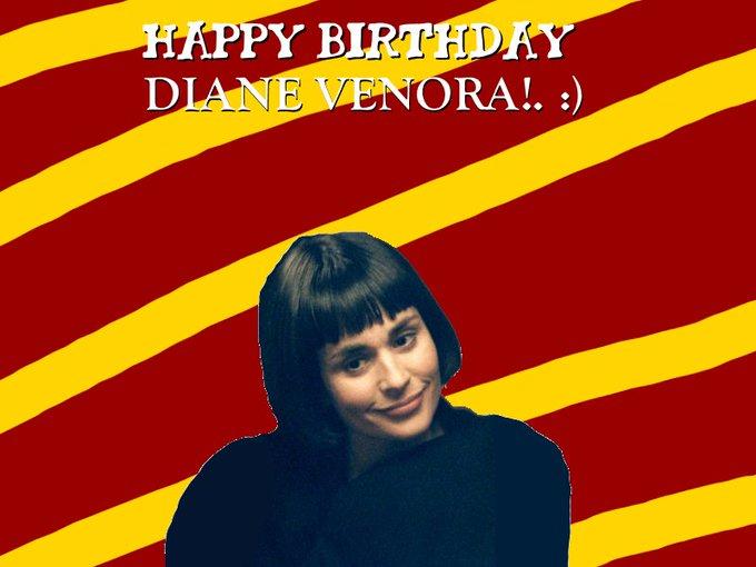 Happy (Late) Birthday Diane Venora!. :)