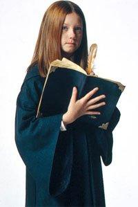 Happy Birthday, Ginny Weasley!