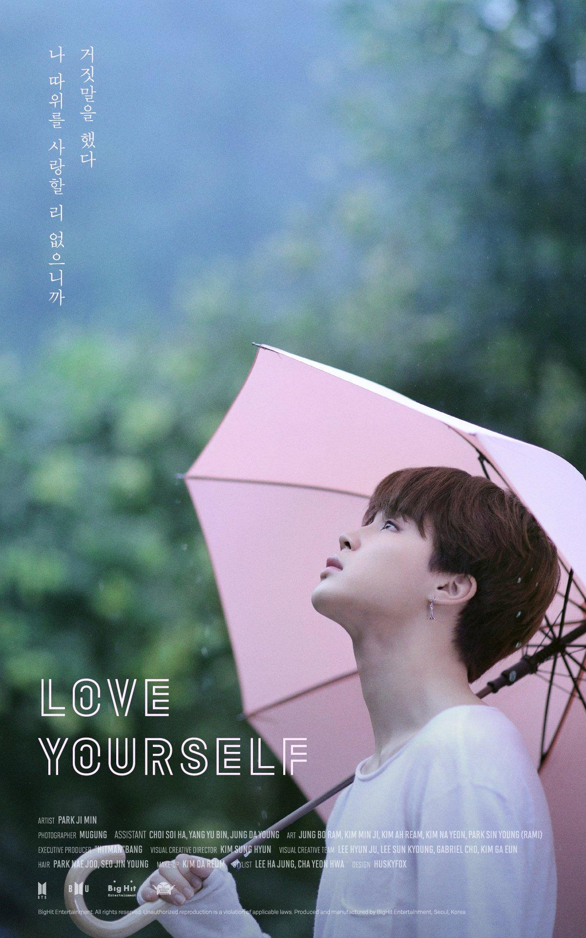 #BTS #방탄소년단 #LOVE_YOURSELF Poster #JIMIN https://t.co/72Q2Qo0USK
