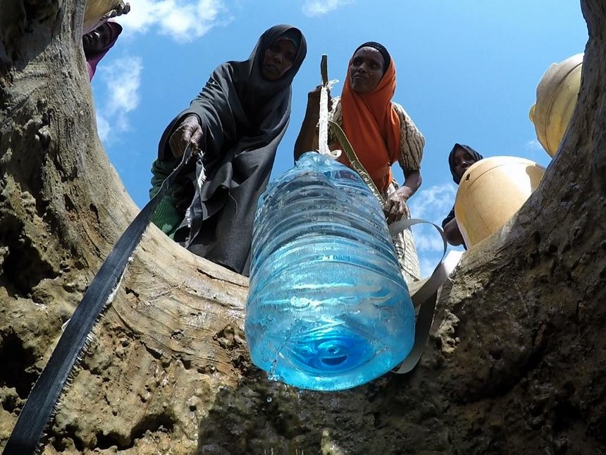 Sukuma wiki power: Water gives women in Kenya's drylands a voice