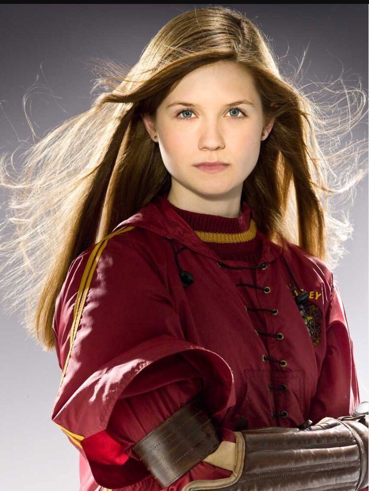 HAPPY 36th BIRTHDAY TO MY BEAUTIFUL, BADASS QUEEN, GINNY WEASLEY