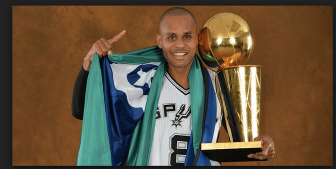 29 years old today. Spurs PG who also LIGHTS IT UP whenever he plays for Australia. Happy birthday to