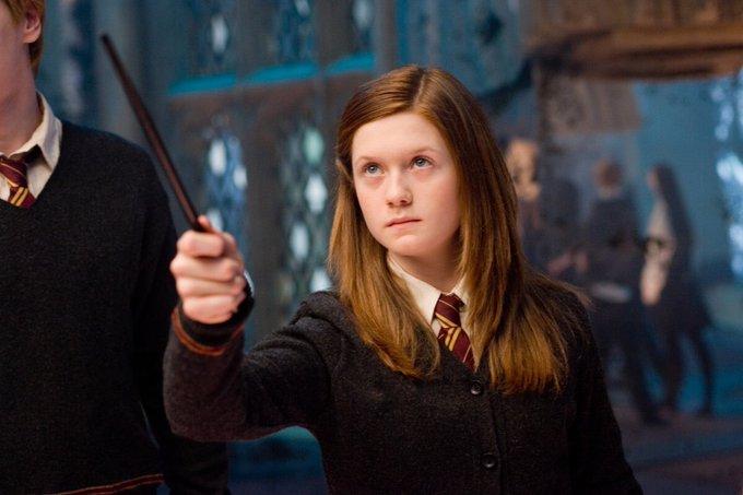 Happy birthday to my favorite badass witch, Ginny Weasley!