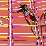 Trinidad and Tobago ace Deborah John out of World Championships after horror fall in 100m hurdles