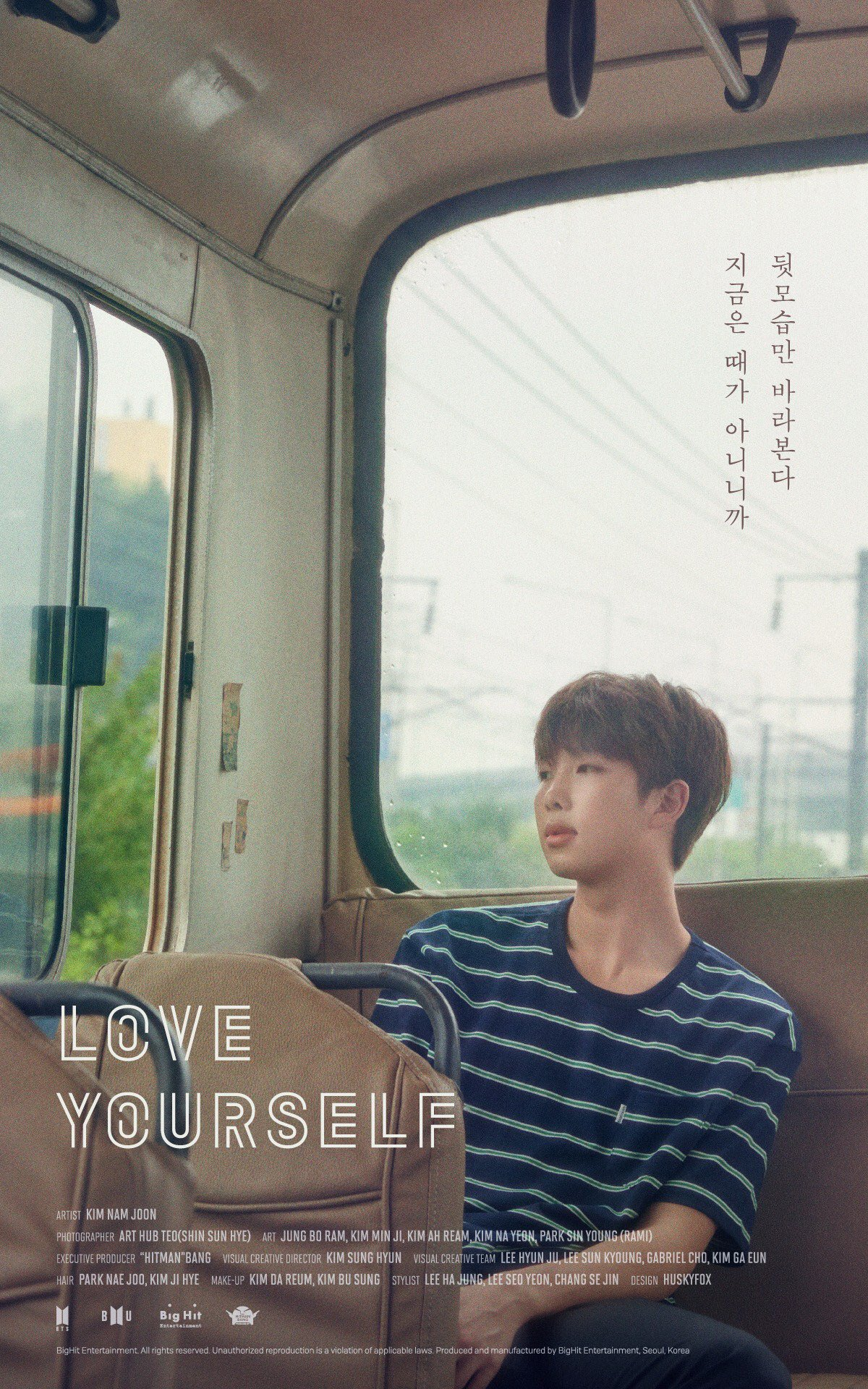 'I can only look at you from behind, as now's not the right moment' #BTS #방탄소년단 #LOVE__YOURSELF https://t.co/Nrp8byoPcs