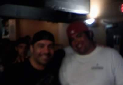little blurry, but cool as shit we share the same birthday. See you in DC. Happy birthday, Joe Rogan.