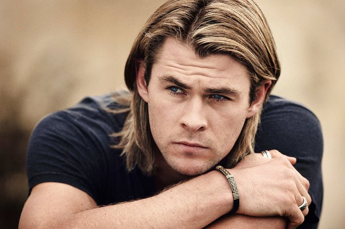 Happy Birthday to Chris Hemsworth , pues hoy es el cumpleaños drl hijo de Odin