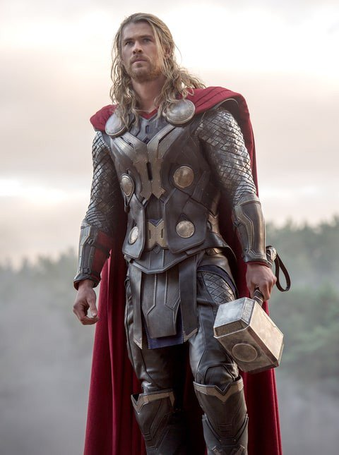 Happy Birthday! To the mighty Chris Hemsworth our beloved God of Thunder!!