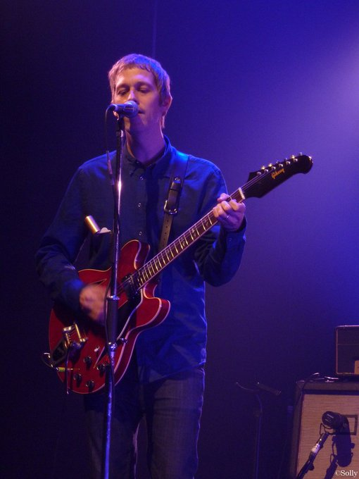Born 11 August in Cardiff, happy birthday to Andy Bell of RIDE (and a few other notable bands)!