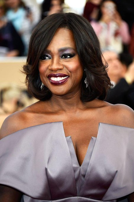 Happy Birthday Viola Davis!!!