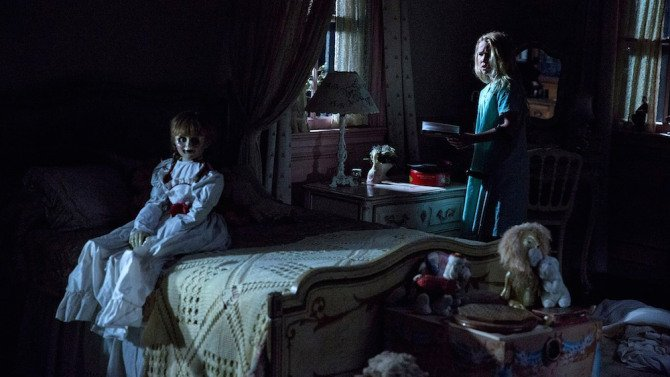Review: #AnnabelleCreation introduces us to the demon doll's creator https://t.co/tJsSXVJQi9 https://t.co/e8JeBZfwbg