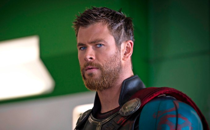 Happy Birthday to the wonderful Chris Hemsworth. My handsome Thor!!