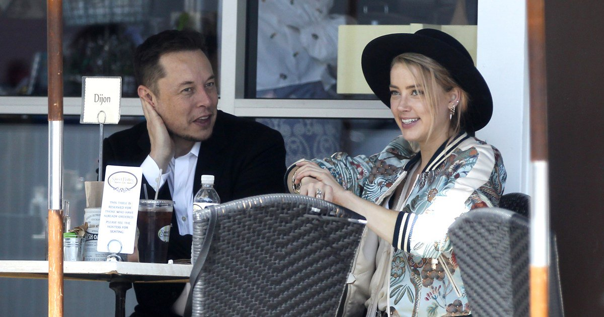Amber Heard, Elon Musk Address Split After Stepping Out in Australia: 'All Relationships Have Their Ups and Downs'