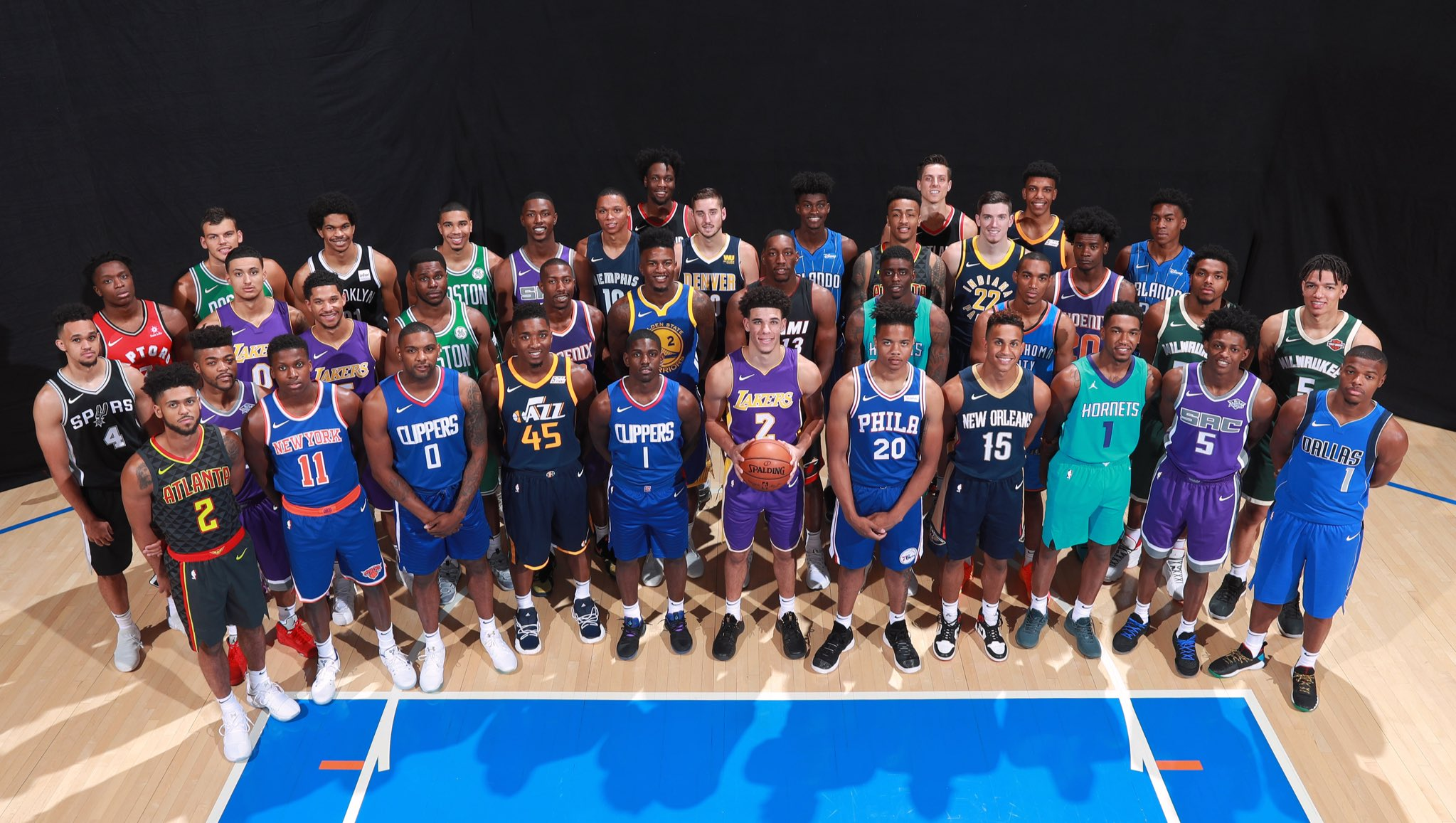 �� The 2017 #NBARooks! �� https://t.co/dlrMnx1gZ5