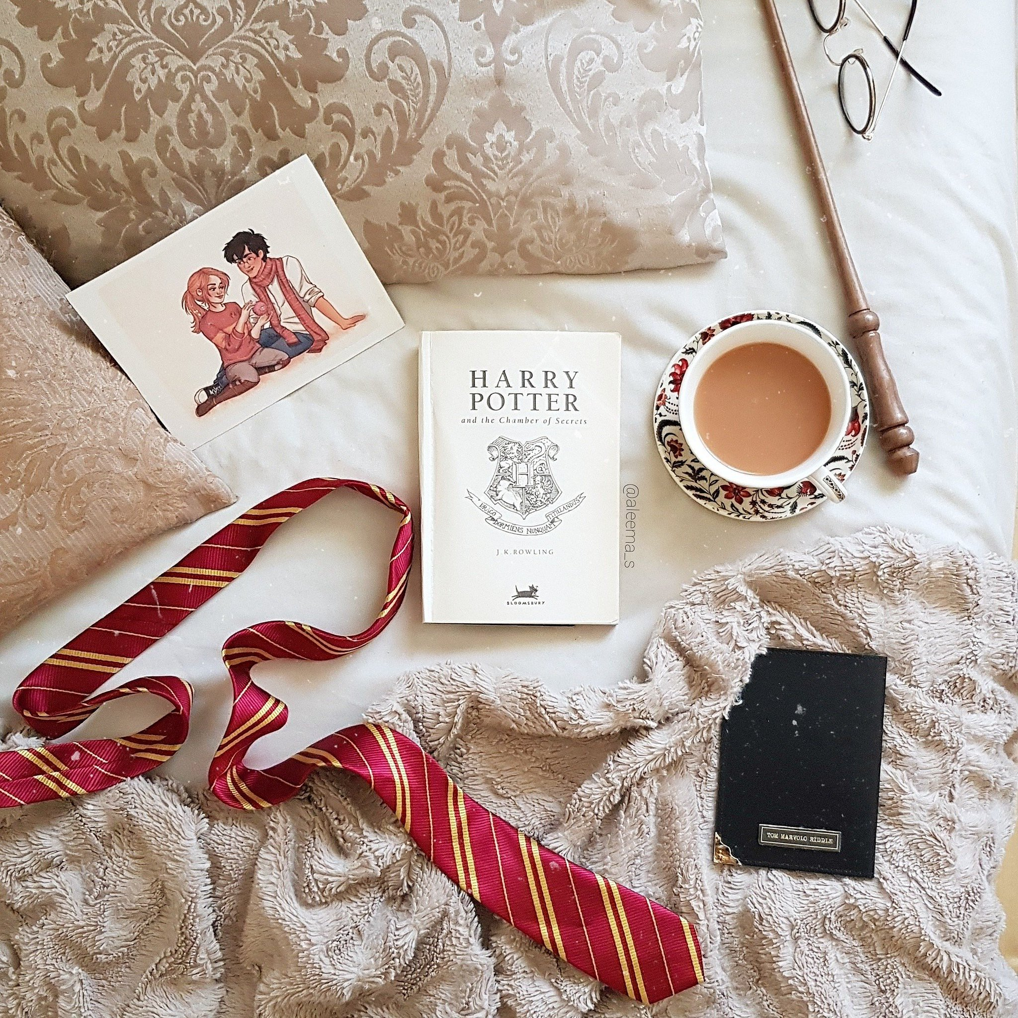 New post up! Happy Birthday Ginny Weasley!