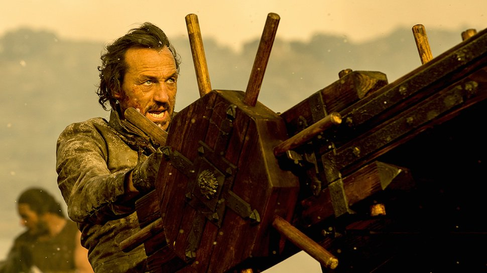 People have stopped speaking to #GameOfThrones' Jerome Flynn since Bronn shot a dragon https://t.co/96vm6fpilT https://t.co/wKKxkRHEgt