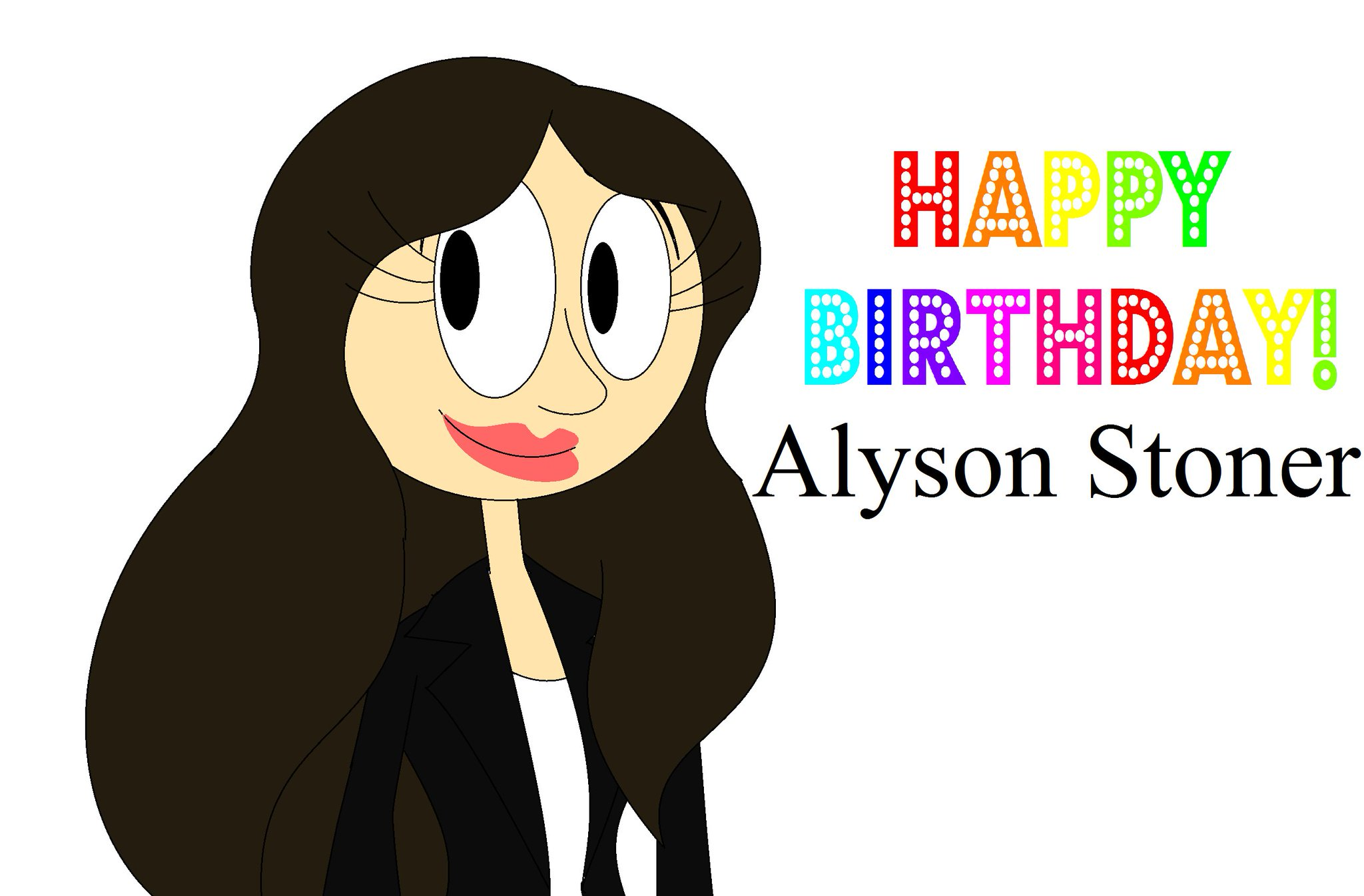Happy Birthday Alyson Stoner!