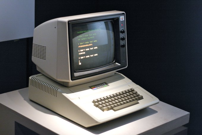Happy birthday to Steve Wozniak, inventor of the Apple II computer.