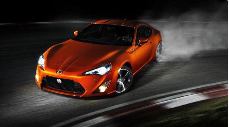 #FridayFeeling 🏎💨💨 #Toyota #Scion https://t.co/VhyzHfRitJ