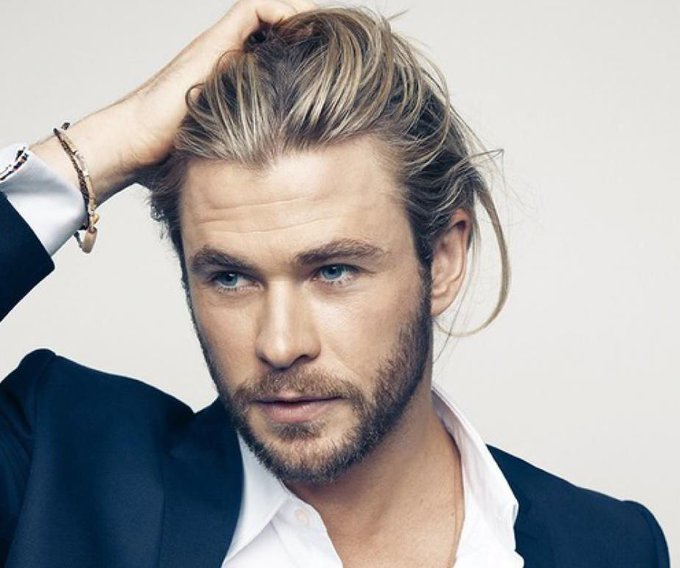 Happy birthday Chris Hemsworth! We think you\re HemsWORTH every darn penny.