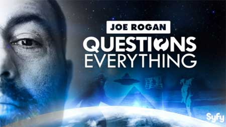 Happy 50th Birthday to Joe Rogan, Questions Everything - Weaponized Weather.