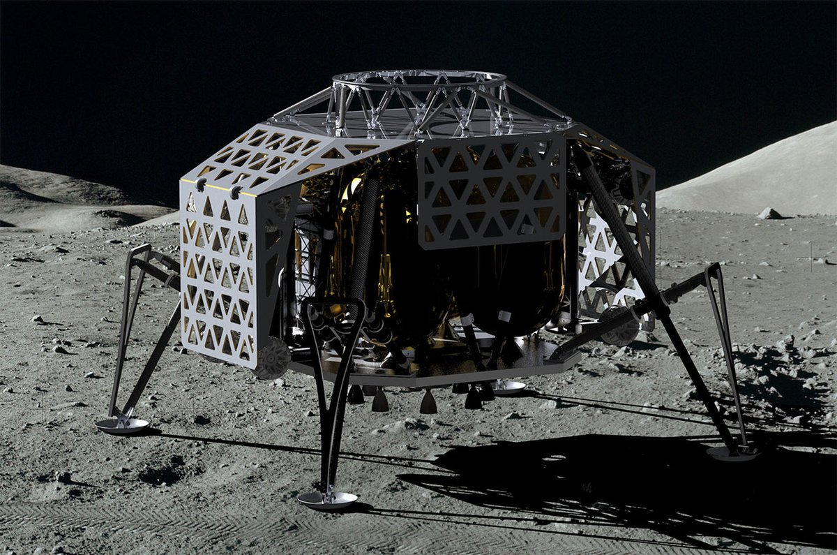 Calling the Moon: Startup to Put Cellphone Tower on the Moon