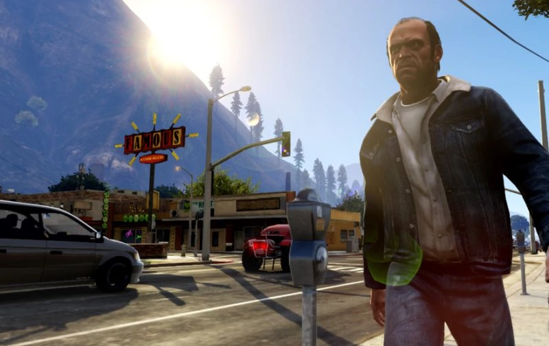 GTA Online updates push crime into the suburbs, frustrating residents: https://t.co/88SzEhdd8S https://t.co/hXN5heuvt6