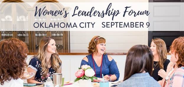 test Twitter Media - The Women's Leadership Forum is a training event for your women's team. Register for OKC Event: https://t.co/4ecffObzTp https://t.co/vWWVkODyRF