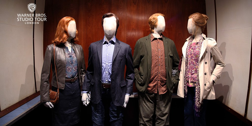 Happy Birthday to Ginny Weasley! Have you spotted Ginny\s costume at