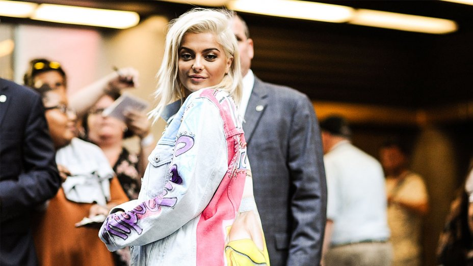 Bebe Rexha Teams With @Gilt for One-of-a-Kind Jackets: https://t.co/egYdztzgFq https://t.co/YzrQPpe1mM