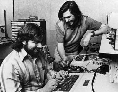 Happy Birthday Co-Founder Steve Wozniak