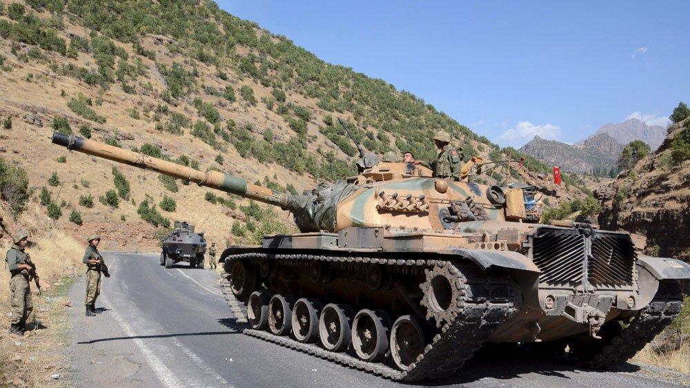 Air raids kill 'PKK fighters' in Turkey, northern Iraq