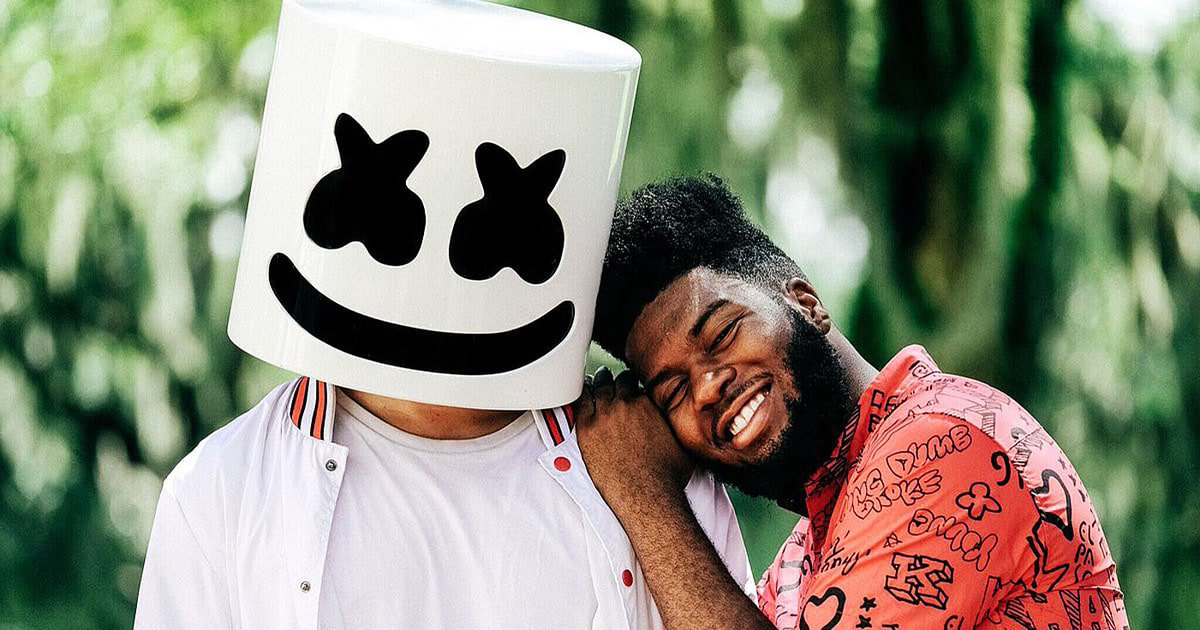 Hear Marshmello and Khalid's stirring new collaboration on 'Silence' https://t.co/uinHsT2Y0v https://t.co/5KHShbmzHX