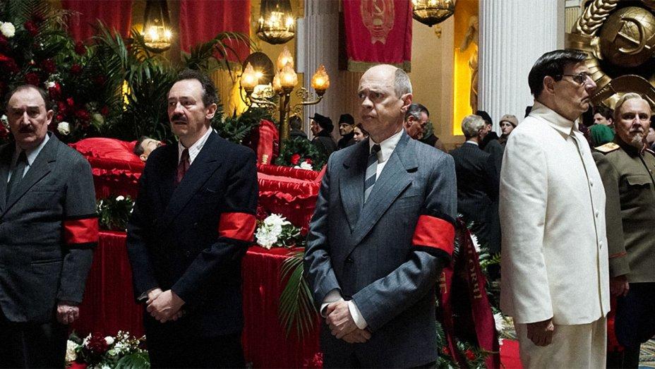 'Death of Stalin' trailer previews regime of Armando Iannucci's post-'Veep' comedy https://t.co/g6iZJmb54A https://t.co/39dpyee4hK