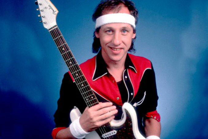 BraveWords666: Happy Birthday to Mark Knopfler (DIRE STRAITS).  Want to know how many records he\s sold?  120 mill