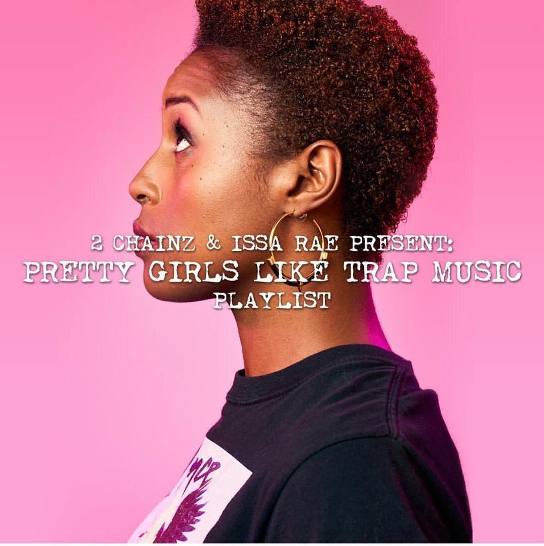 .@IssaRae x @2chainz team up for this week's #PrettyGirlsLikeTrapMusic playlist: https://t.co/rP0ez1AP9N https://t.co/EZUduDBNKo
