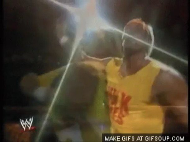 Happy birthday Hulk Hogan!  Watch