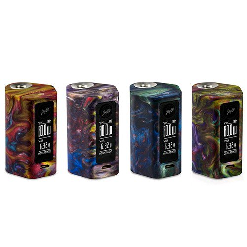 New Vaping Wismec Reuleaux Rxmini Resin Jaybo Design 2100mAh TC Box Mod https://t.co/3ZOTkIfrb1 https://t.co/KZWvbvDcaP