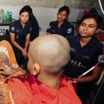 Bangladesh teenager raped, head shaved