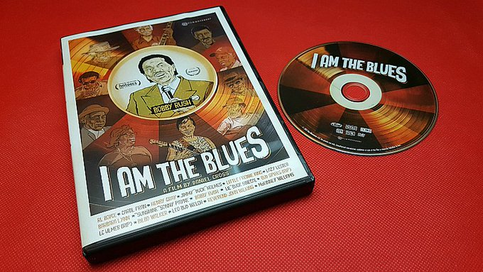 Giveaway – I Am The Blues DVD – 5 Winners – Ends 8/19/17