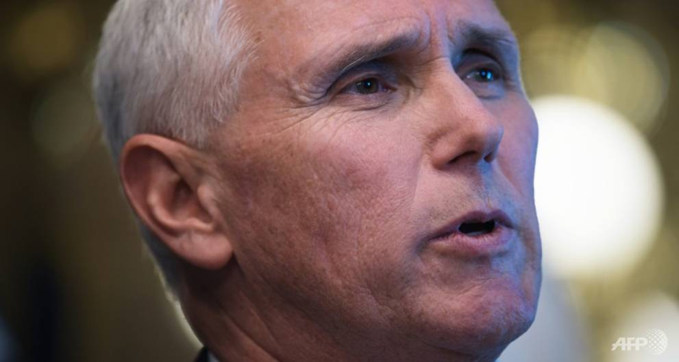 Pence sketches possible Patriot deployment in Estonia, vows US support