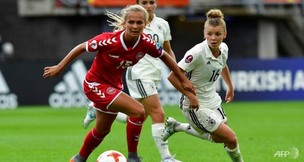 Denmark stun Germany to set-up Austria semi-final clash