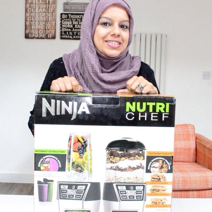 Nutri Ninja Giveaway