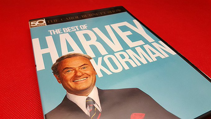 Giveaway – The Best of Harvey Korman DVD – 5 Winners – Ends 8/20/17