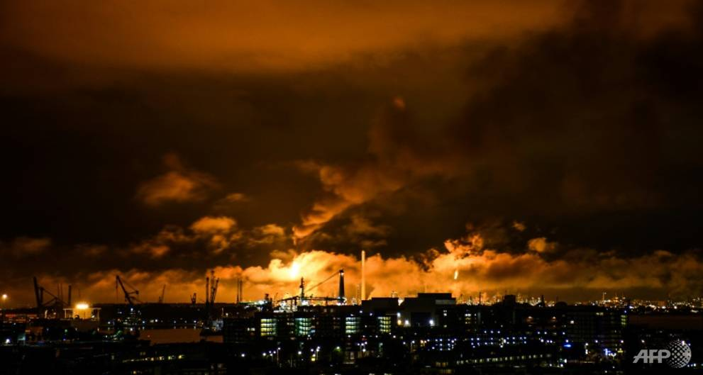 Shell shutters Europe's largest refinery after fire