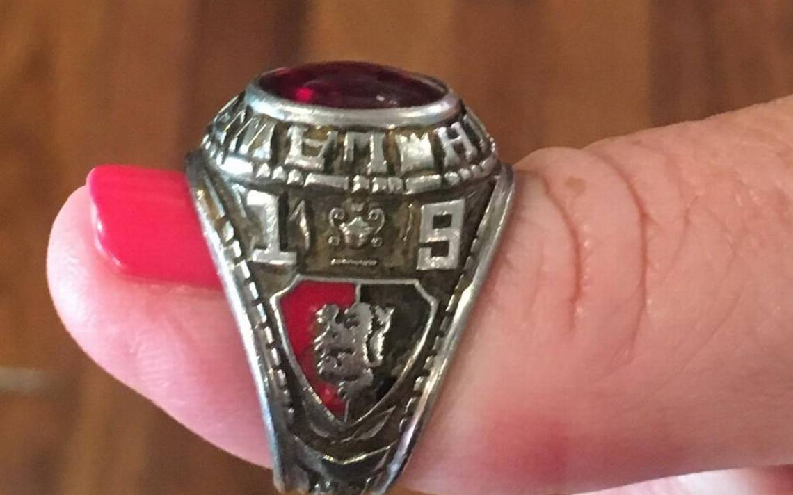 Facebook reunites ring lost at Cessna Stadium in the '70s with owner