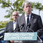 Murray quitting as environment minister signalling a climate change at Queen's Park