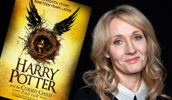 Happy birthday, J.K. Rowling and Harry Potter!