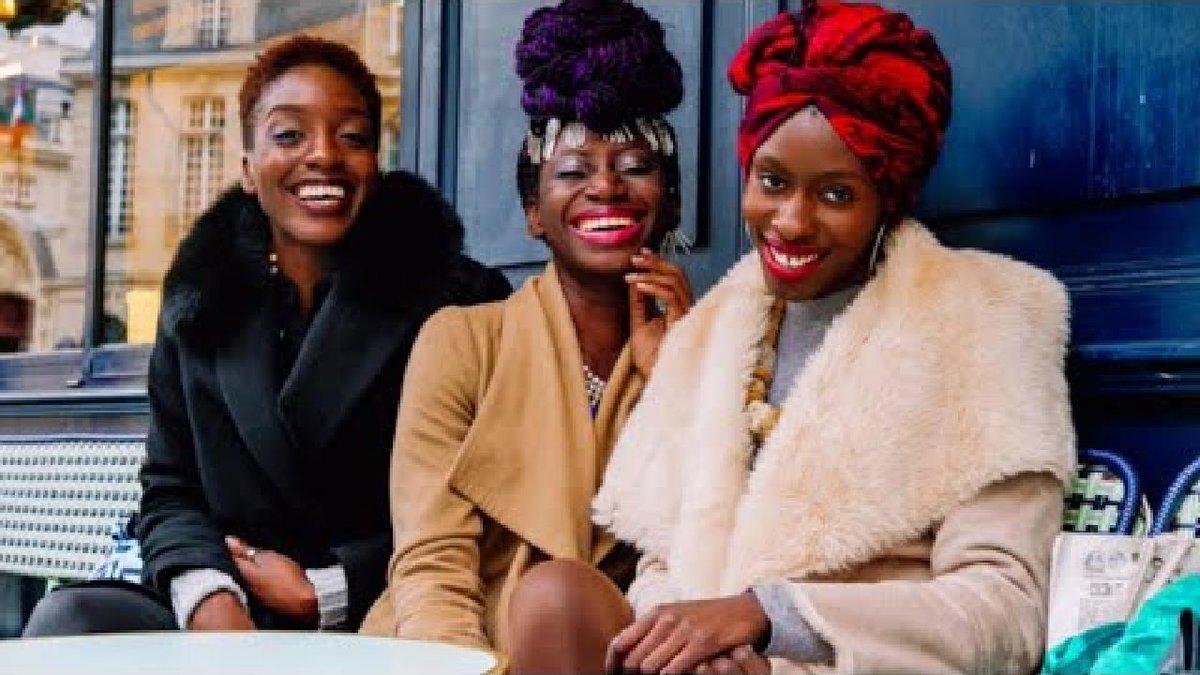 ?? Director and photographer Christin Bela on exploring France's black community